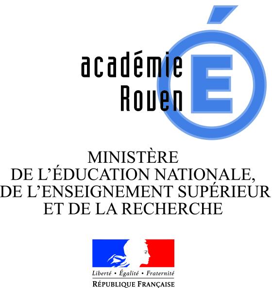 Logo Académie de Rouen