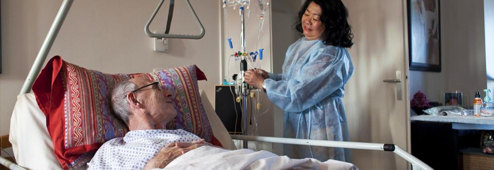 HAD , infirmière (Fondation Oeuvre de la Croix Saint-Simon)