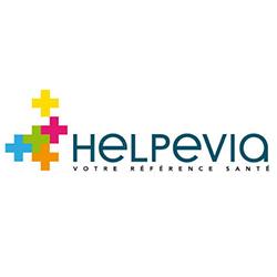 logo Helpevia de la fondation croix saint simon