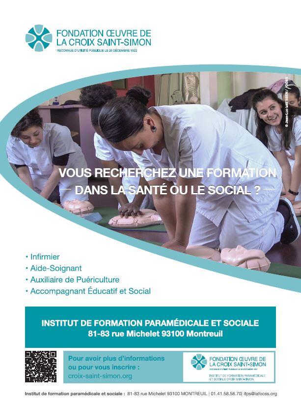 affiche_ifps_fondation_oeuvre_de_la_croix_saint_simon