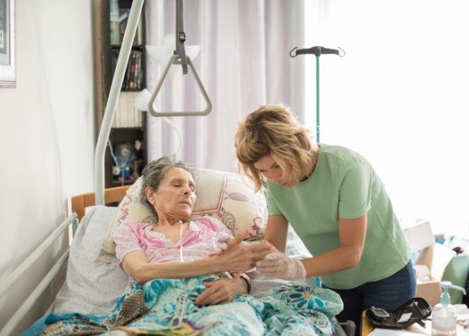 Aidez la Fondation à protéger les patients et les soignants