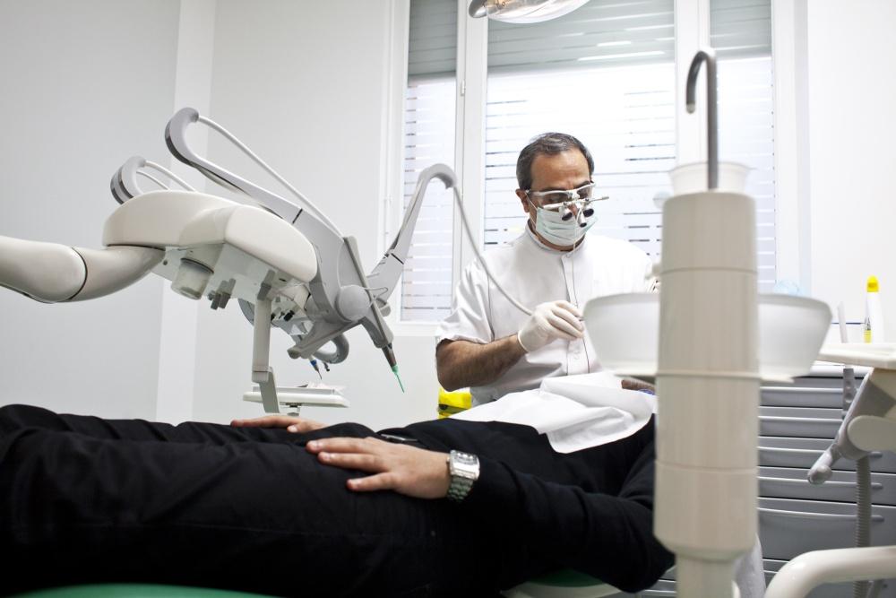CSMD, service dentaire