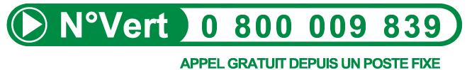 N° vert HAD de la Croix Saint-Simon