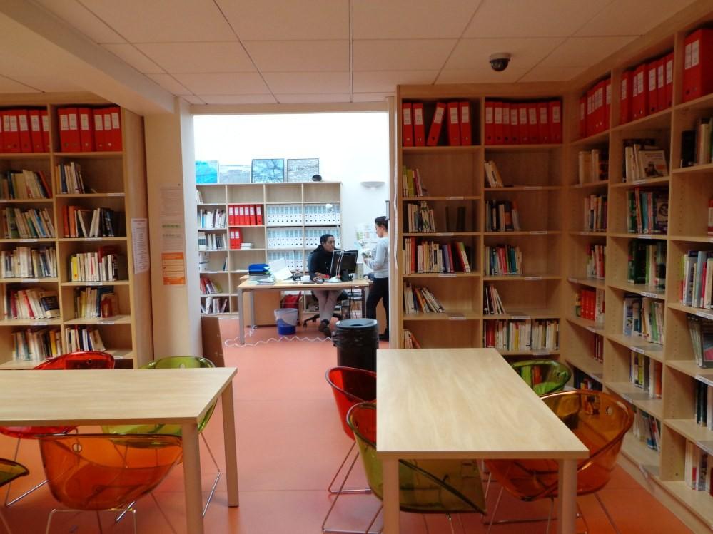 Centre de recherches documentaires de la Fondation Oeuvre de la Croix Saint-Simon
