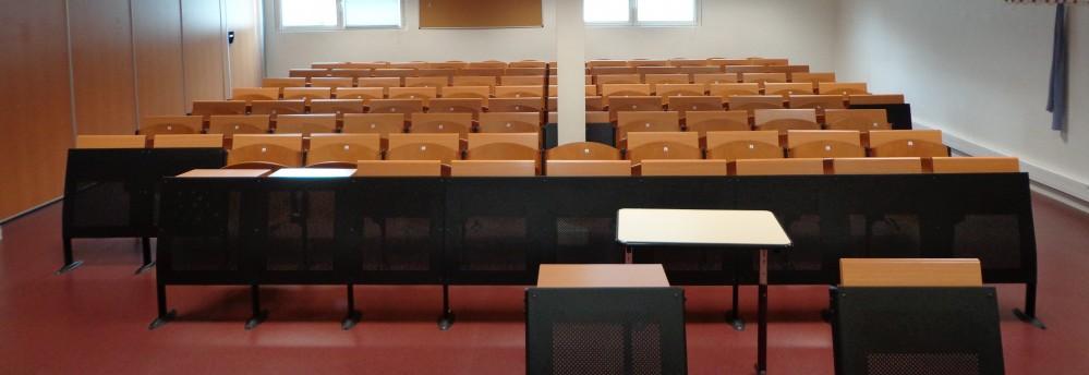 Amphithéâtre pour les étudiants de l'IFSI, rue de la Révolution, à Montreuil _fondation_oeuvre_de_la_croix_saint_simon