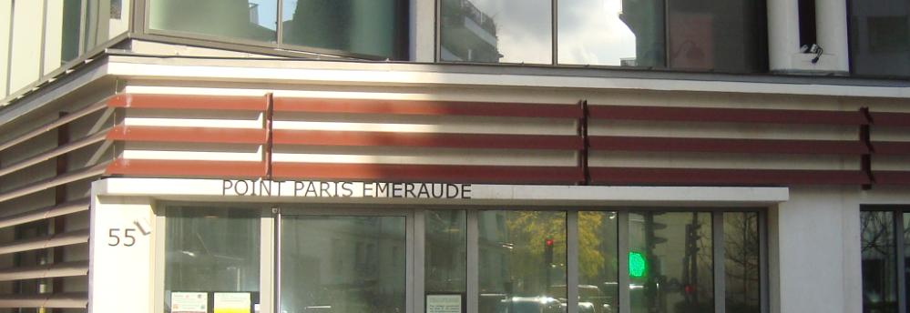 Point paris émeraude (Fondation Oeuvre de la Croix Saint-Simon)