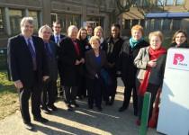 Inauguration du PASI le 5 février 2015_fondation_oeuvre_de_la_croix_saint_simon