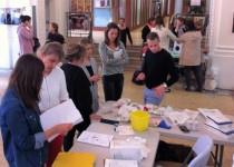 Hygiène des mains à la Fondation Oeuvre de la Croix Saint-Simon