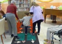 Kermesse intergénérationnelle à la halte-garderie La môme de la Fondation Oeuvre de la Croix Saint-Simon