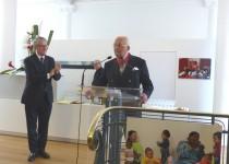 William  Desazars de Montgailhard décoré à la Fondation Oeuvre Croix Saint-Simon