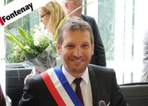 Jean Philippe Gautrais, maire de Fontenay-sous-Bois