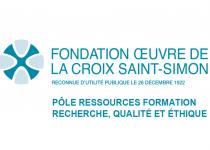 Pôle ressources formation recherche, qualité et éthique de la Fondation Oeuvre de la Croix Saint-Simon