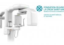 CSMD cone beam de la Fondation Oeuvre de la Croix Saint-Simon