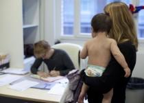 Consultation pédiatrique au Centre de santé Médical et Dentaire