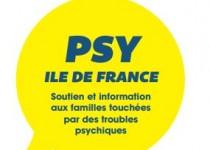 Ouverture de la plateforme ''PSY Ile-De-France''