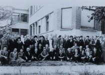 paroissiens de la Fondation Oeuvre Croix Saint-Simon de l'année 1945