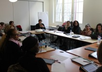 Projet PACTE- Equipe HAD de la Fondation Oeuvre de la Croix Saint-Simon