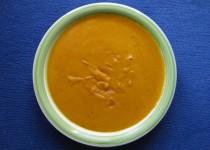 Pumpkin soupe au centre national des soins palliatifs et de la fin de la vie