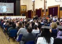 photo de la remise des diplômes de l'IFPS de la fondation oeuvre croix saint simon